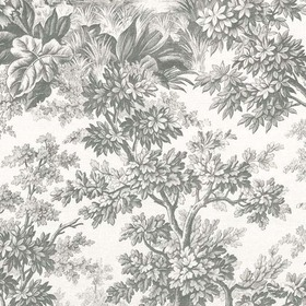 Little Greene Stag Toile Moss 0284SGMOSSZ