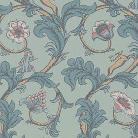Little Greene Stag Trail Arsenic 0245STARSEN
