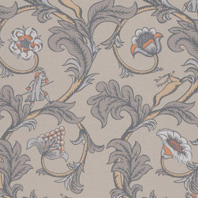 Little Greene Stag Trail Sterling 0245STSTERL