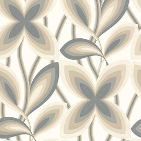 Little Greene Starflower Platinum 0280STPLATI