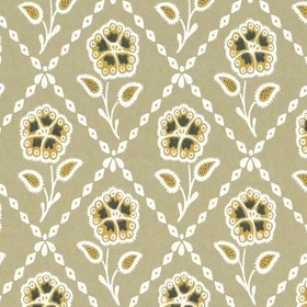 Little Greene Whitehall Moutarde 0284WHMOUTA