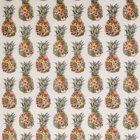Matthew Williamson Ananas Terracotta-Coral-Grass F7245-02