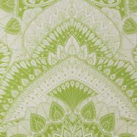 Matthew Williamson Azari Lime-Ivory W6952-03