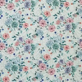 Matthew Williamson Duchess Garden Ice-Blush-Violet F7124-03