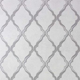 Matthew Williamson Jali Trellis Silver W6957-04