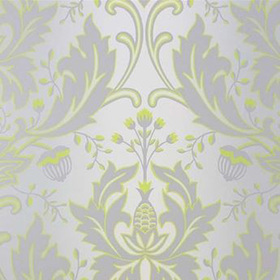 Matthew Williamson Viceroy Lime-Grey W6954-01