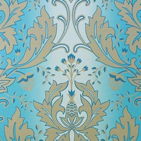 Matthew Williamson Viceroy Turquoise-Gold W6954-03