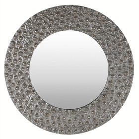 Arthouse Tondo Mirror Silver 008289