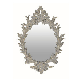Arthouse Boutique Vintage Oval Mirror 008273