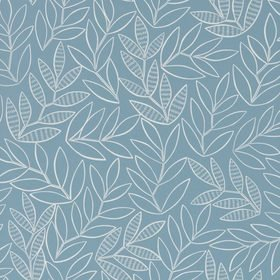 Miss Print Laurus China Blue MISP1209