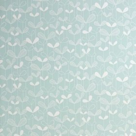 MissPrint Saplings Pale Aqua MISP1257