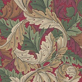 Morris & Co Acanthus Madder-Thyme 216439