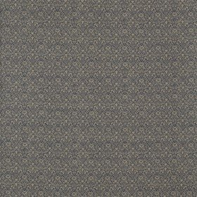 Morris & Co Bellflowers Weave Indigo 236525