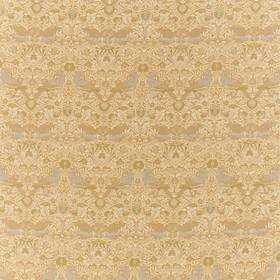 Morris & Co Bird Weave Ochre 236848