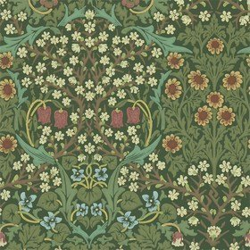 Morris & Co Blackthorn Green 210409