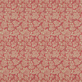 Morris & Co Bramble Red 214697