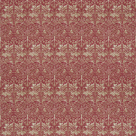 Morris & Co Brer Rabbit Red-Hemp DMORBR201