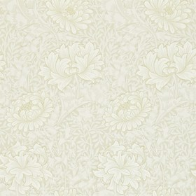 Morris & Co Chrysanthemum Chalk 216457