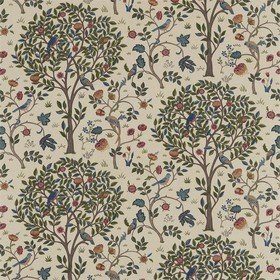 Morris & Co Kelmscott Tree Woad-Wine 226449