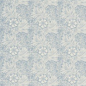 Morris & Co Marigold Blue-Ivory 226450