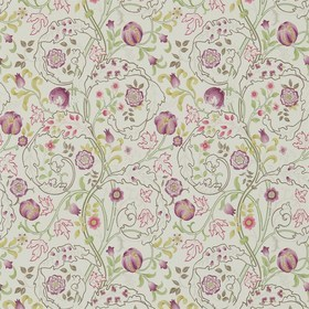 Morris & Co Mary Isobel Wine-Linen 214727