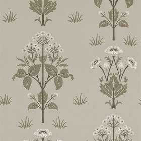 Morris & Co Meadow Sweet Bullrush-Taupe 210351