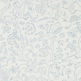 Morris & Co Middlemore Cornflower-Chalk 216698