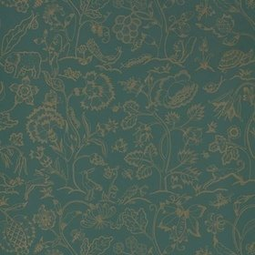 Morris & Co Middlemore Moss-Gold 216695