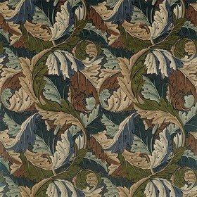 Morris & Co Acanthus Slate Blue-Thyme 226401