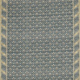 Morris & Co Morris Bellflowers Indigo-Sage 226403