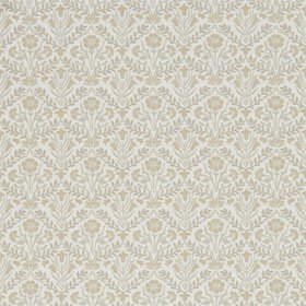 Morris & Co Morris Bellflowers Linen-Cream 216437