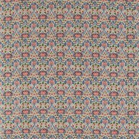 Morris & Co Little Chintz Indigo-Carmine 226407