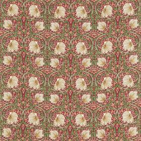 Morris & Co Pimpernel Red-Thyme 224493