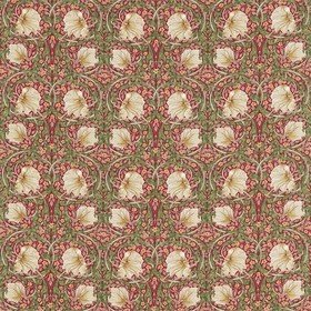 Morris & Co Pimpernel Red-Thyme 226456