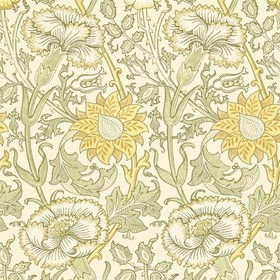 Morris & Co Pink & Rose Cowslip-Fennel 212569