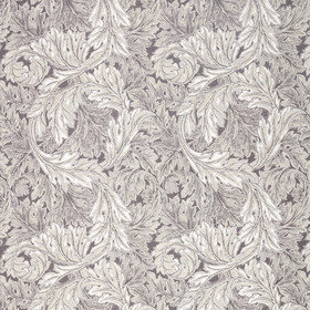 Morris & Co Pure Acanthus Weave Inky Grey 236626