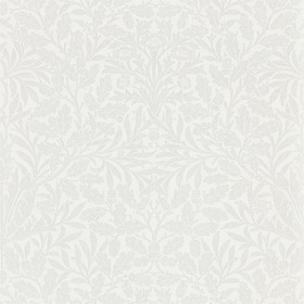 Morris & Co Pure Acorn Chalk-Silver 216043