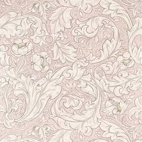 Morris & Co Pure Bachelors Button Faded Sea Pink 216553