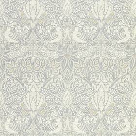 Morris & Co Pure Dove & Rose Cloud Grey 216520