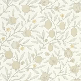 Morris & Co Pure Fruit Horned Poppy-Grey 216542