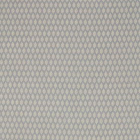 Morris & Co Pure Hawkdale Weave Cloud Grey 236597