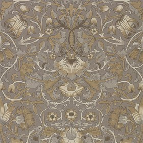 Morris & Co Pure Lodden Taupe-Gold 216028