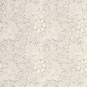 Morris & Co Pure Marigold Cloud Grey 216536