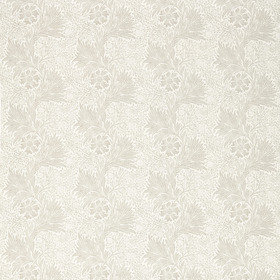 Morris & Co Pure Marigold Print Lightish Grey 226483