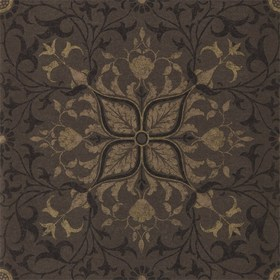 Morris & Co Pure Net Ceiling Charcoal-Gold 216036