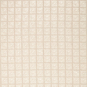 Morris & Co Pure Scroll Embroidery Flax 236613