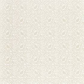 Morris & Co Pure Scroll White Clover 216545