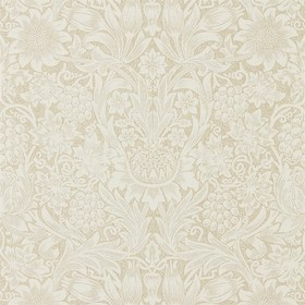 Morris & Co Pure Sunflower Parchment-Gold 216047