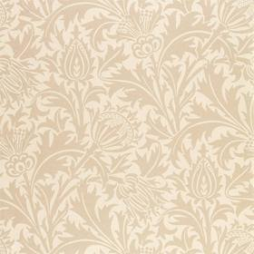 Morris & Co Pure Thistle Linen 216552