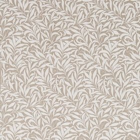 Morris & Co Pure Willow Bough Embroidery Flax 236066